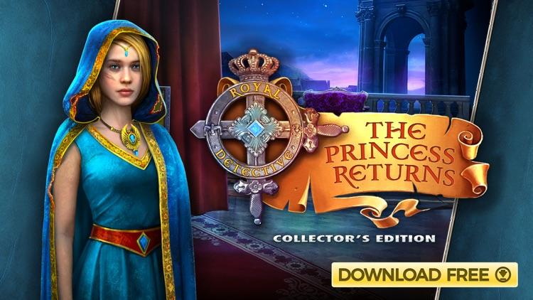 Royal Detective: The Princess screenshot-4