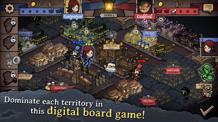 Antihero - Digital Board Game screenshot-0
