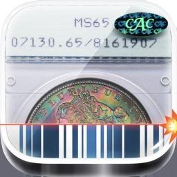 SlabReader - Scan Your Coins