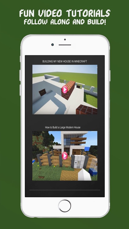 MCPE House Building Magazine screenshot-3