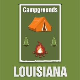 Louisiana Campgrounds Offline