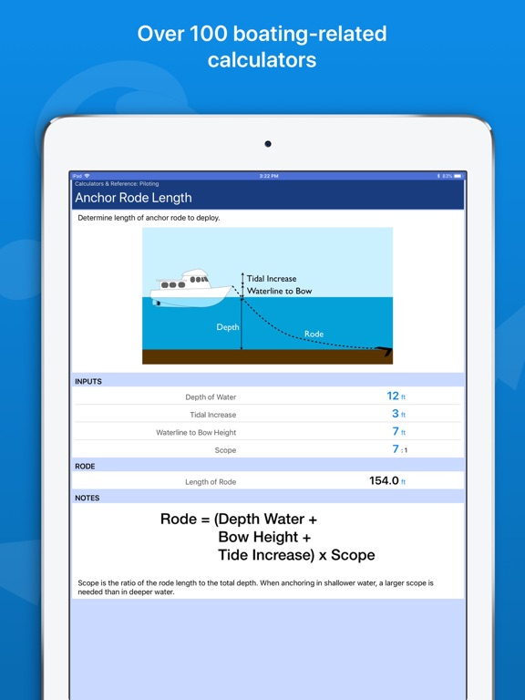 Boater's Pocket Reference-ipad-2