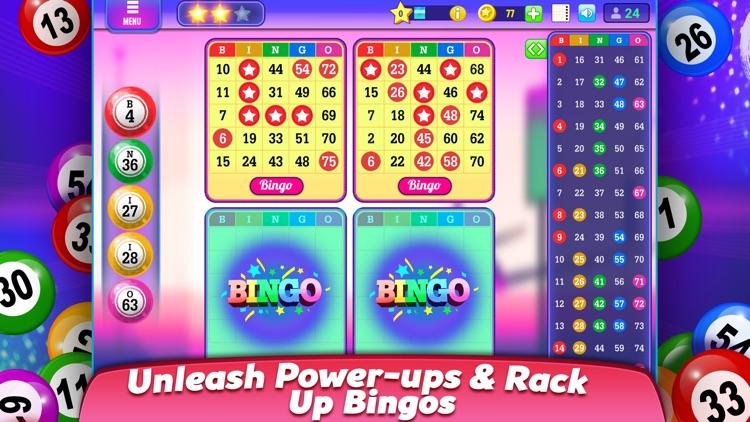 Bingo Party: Live Online Bingo