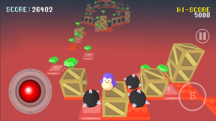Adventure: Once Upon a Penguin screenshot-4