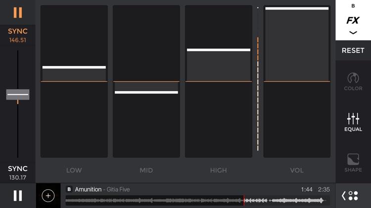 edjing Pro - music remix maker screenshot-3