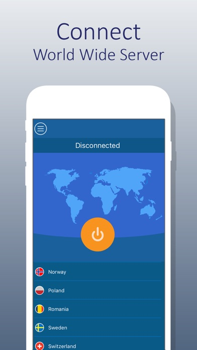 Screenshot for VPN - VPN Proxy Server in Spain App Store