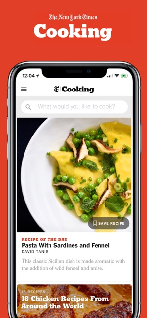 Nyt cooking on the app store screenshots forumfinder Image collections