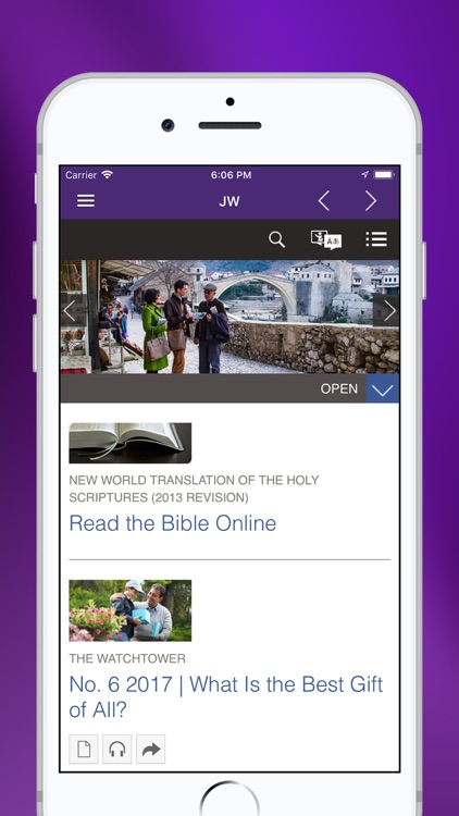 JW.org 2018