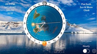 Flat Earth Sun, Moon & Zodiac screenshot 3