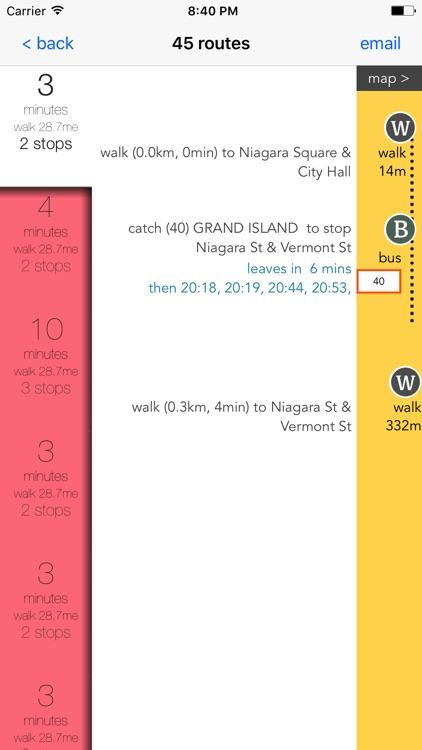 Buffalo Travel - Public Transport Guide