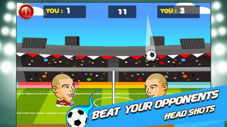 Head Soccer Championship 2018 screenshot-3
