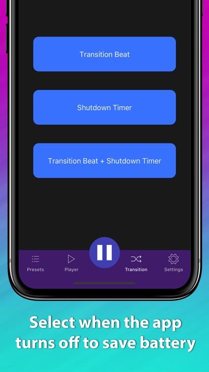 Sleep Wave - Binaural Beats screenshot-3