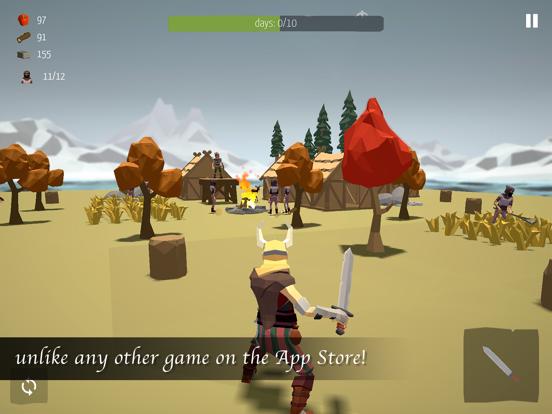 Игра Viking Village Premium
