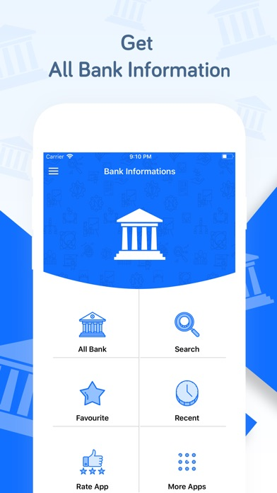 Image of All Bank Information for iPhone