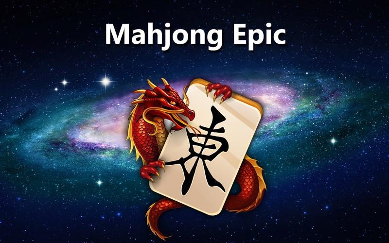 麻将: Mahjong Solitaire Epic