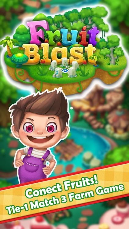 Fruit Blast - Farm Harvest screenshot-4