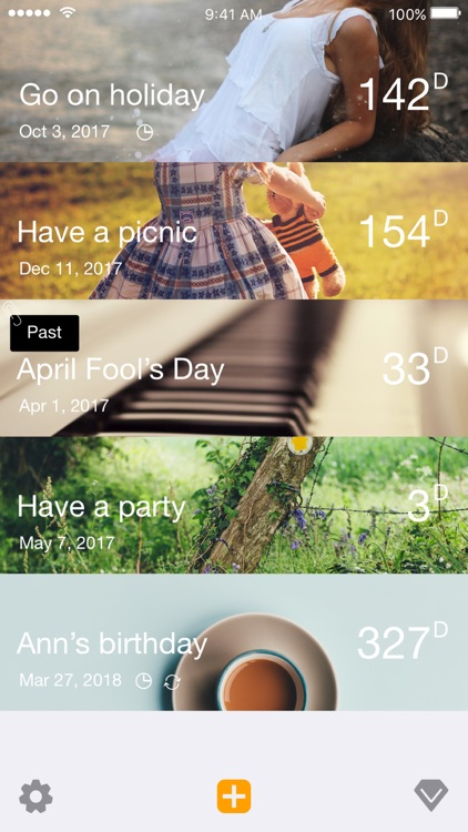CountDown - Remind big day and events timer