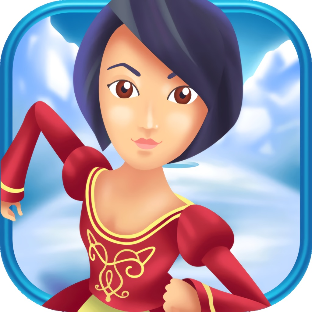 3D Girl Princess Endless Run