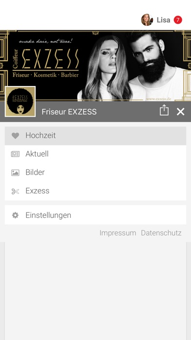 Friseur EXZESSScreenshot von 2