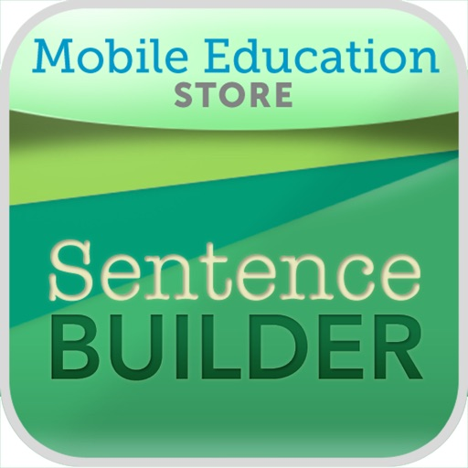 SentenceBuilder™ for iPad