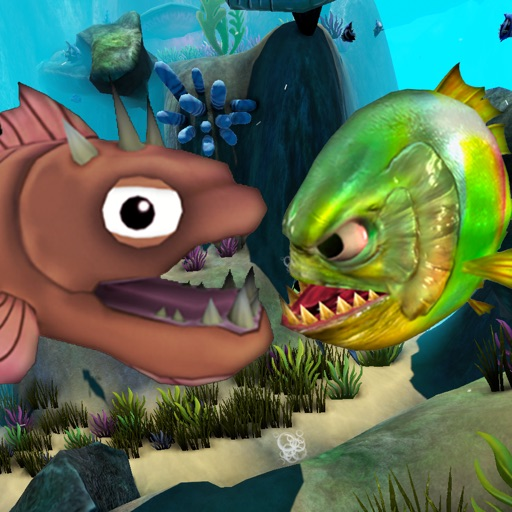 FEED BATTLE - FISH AND GROW