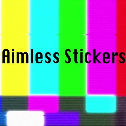 Aimless Stickers
