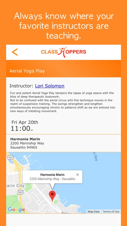 Class Hoppers Fitness Classes