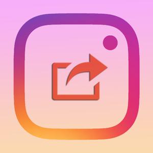 Re-Share for Instagram app