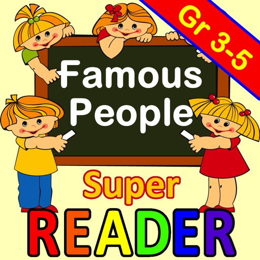 Super Reader - Famous People