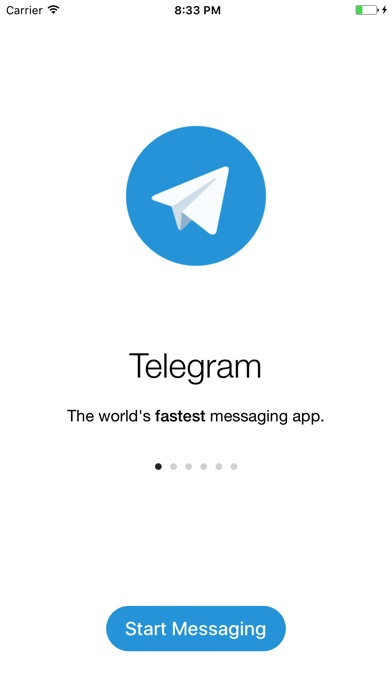 Screenshot for Telegram Messenger in Lebanon App Store