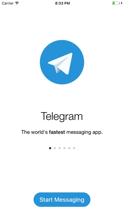 Telegram Messenger screenshot-0