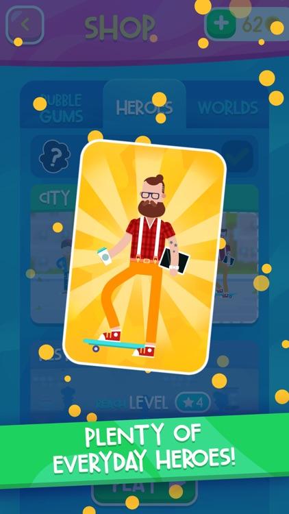 Bubblegum Hero screenshot-3