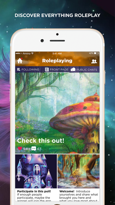 Roleplay Amino for RPers screenshot