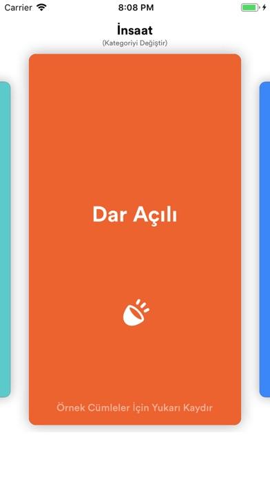 Mesleki İngilizce - Türkçe screenshot three