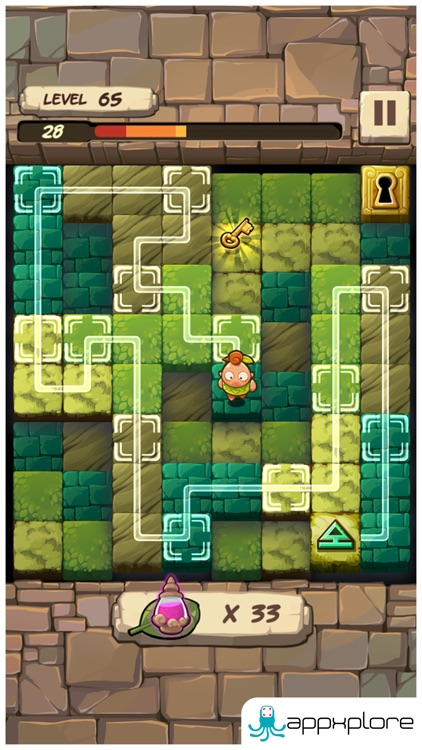 Caveboy Escape screenshot-3