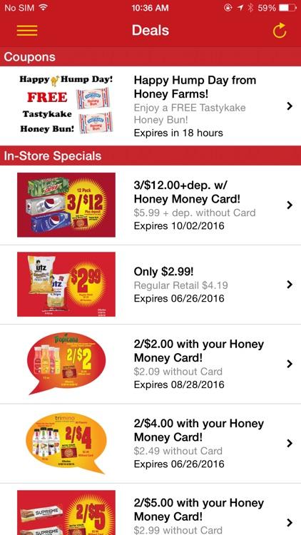 Honey Farms Loyalty screenshot-3