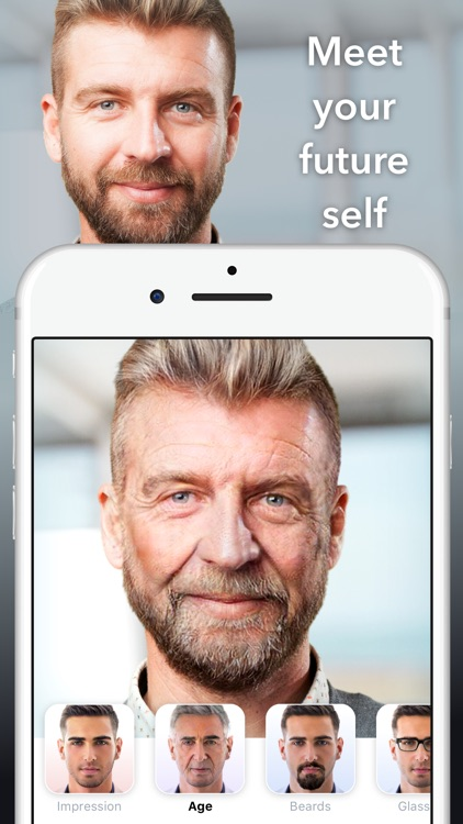 FaceApp - AI Face Editor screenshot-3