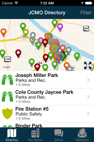 JCMO - The Jefferson City App screenshot 1