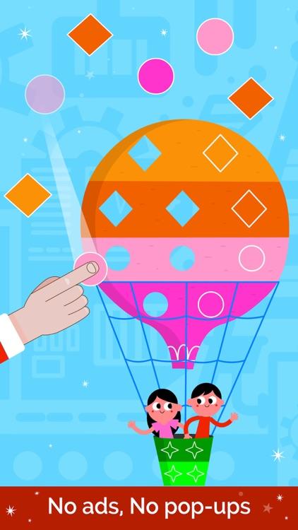 Learning games: toddler kids + screenshot-3