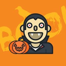 BooMoji - Halloween Stickers