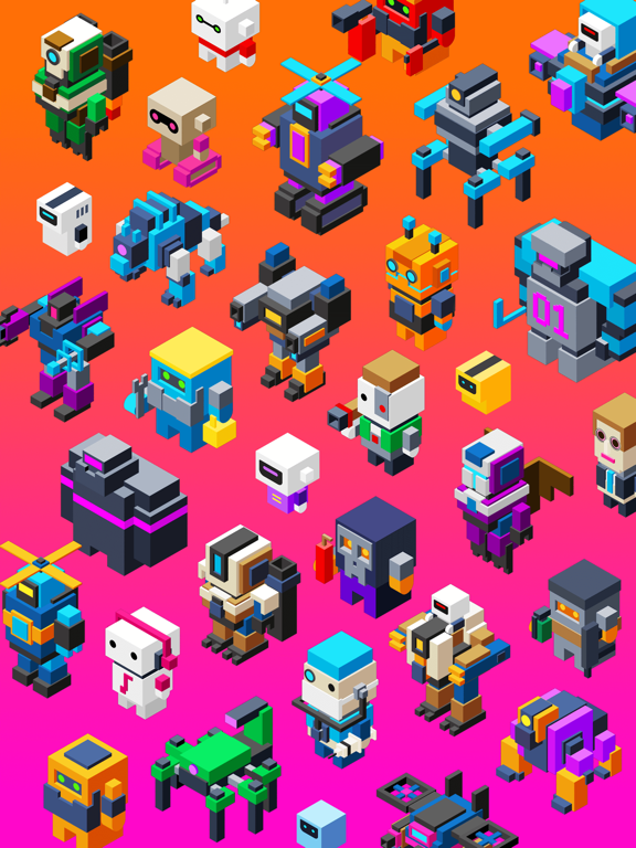 Robot Merge screenshot 3