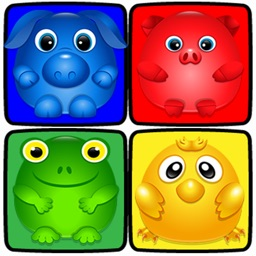 Simple Simon for iPad by Angry Chicken Games
