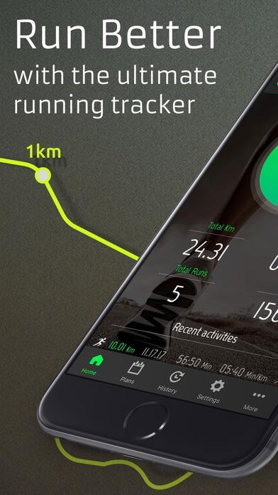 Running Distance Tracker Pro Screenshots