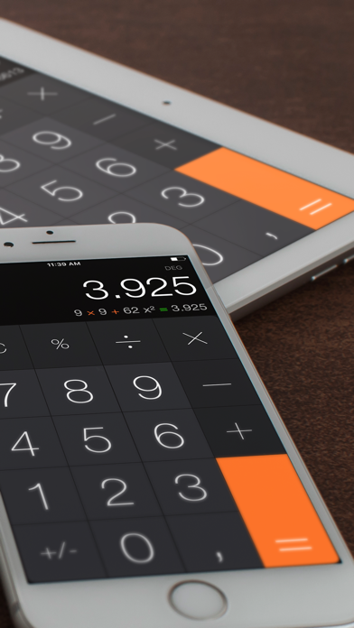 Calculator Air - Math Calc screenshot 2