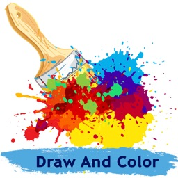 Draw And Color - Fill color