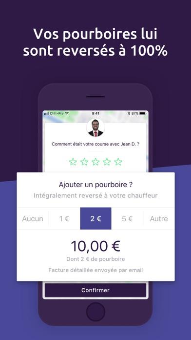download Chauffeur Privé apps 2