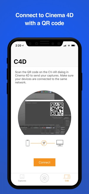 CV-AR on the App Store