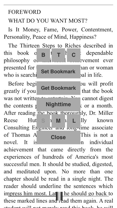 Ebook review screenshots
