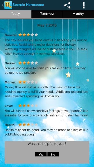 Scorpio Horoscope | App Price Drops