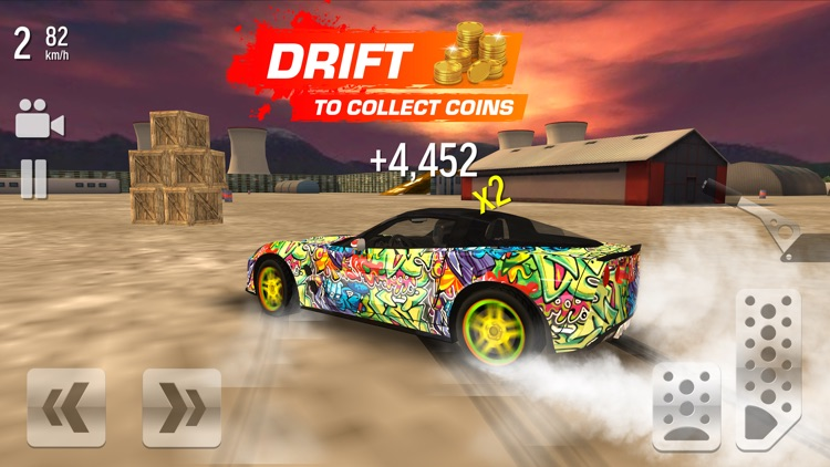 Drift Max - Car Racing screenshot-0